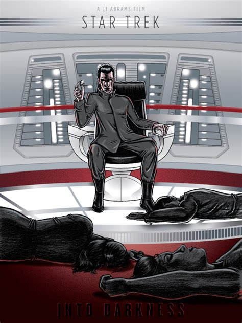 Cool Collection of STAR TREK INTO DARKNESS Fan Art