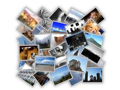 jQuery Plugin For Stacked Polaroid Image Gallery