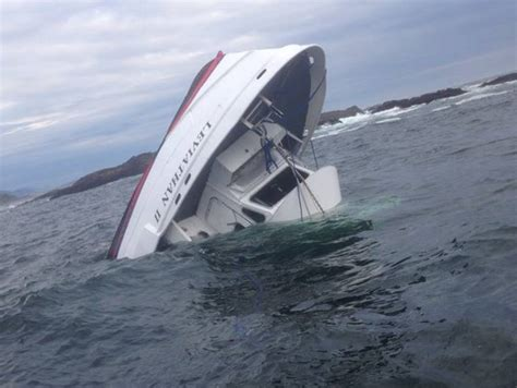 Canada whale-watching boat disaster: All 5 dead confirmed