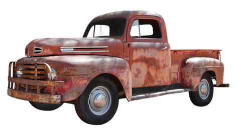 Old Truck PNG HD Transparent Old Truck HD