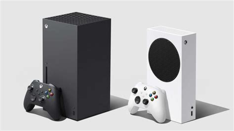 Xbox Series X And Series S Size Comparison: How Microsoft