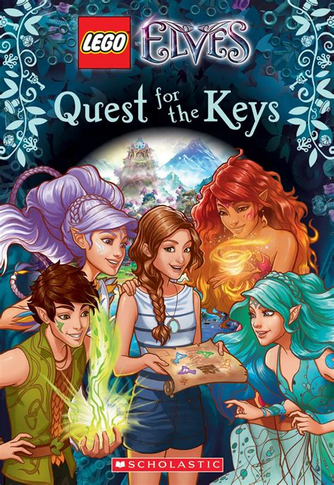 Quest for the Keys   LEGO Elves Wiki   FANDOM powered by Wikia
