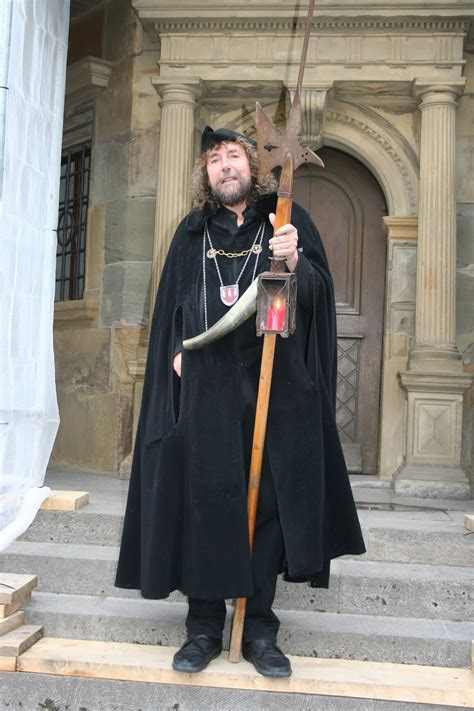 The Schrag Blog: Rothenburg Night Watchman's Tour and Wall