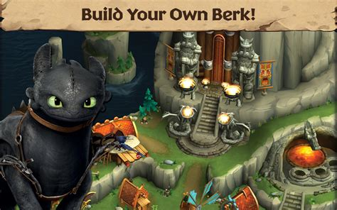 Download Dragons Rise of Berk Android App for PC/Dragons