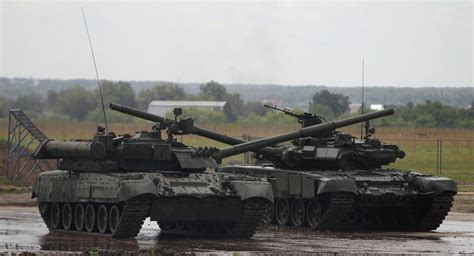 Russia's Armata Tank on Par With US Abrams and German Leopard