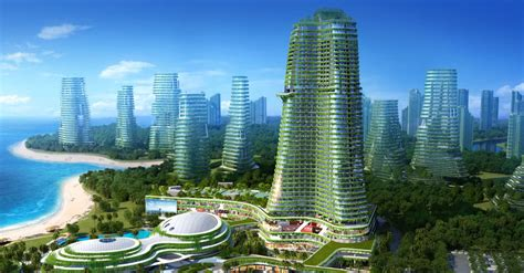 5 Futuristic Smart Cities to Keep An Eye on Through the