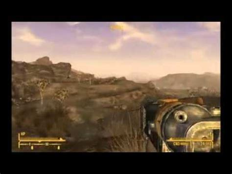 Fallout New Vegas - Kill Death Claw one-shot (meltdown and