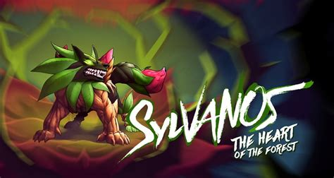 Sylvanos, the Heart of the Forest, joins the Rivals of