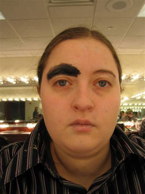 16 Eyebrow Situations That Are Completely Out Of Control