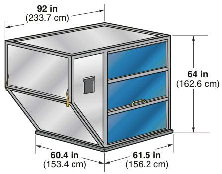 Air Freight Container Specifications