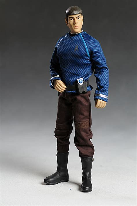 Review and photos of Playmates Star Trek Kirk, Spock 1/6th