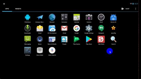 Install and Review Andy Android Emulator for Windows 10