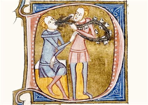 Middle Ages Hygiene Fobia