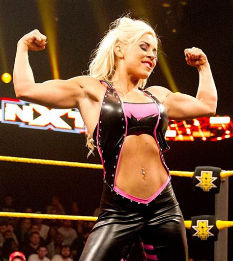Female Fitness, Figure and Bodybuilder Competitors: WWE