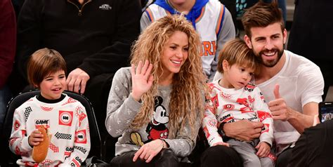 Shakira and Gerard Piqué spend Christmas in New York City