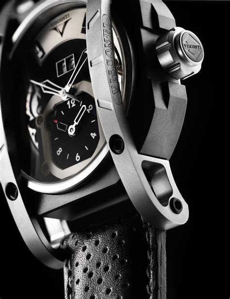 Visconti 25th Anniversary Watch Limited Edition GMT SPORT