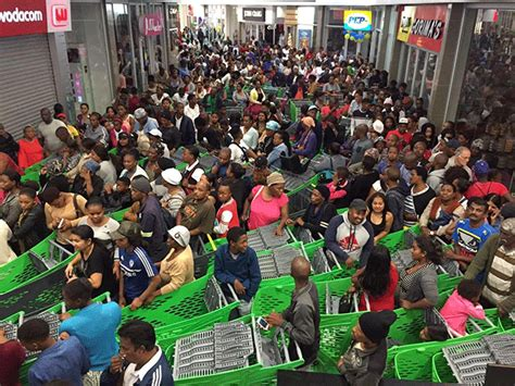 Black Friday: South Africans cannot afford to overspend