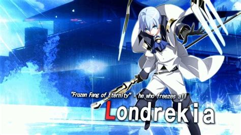 Under Night In-Birth Exe:Late[cl-r] Announced at EVO 2019