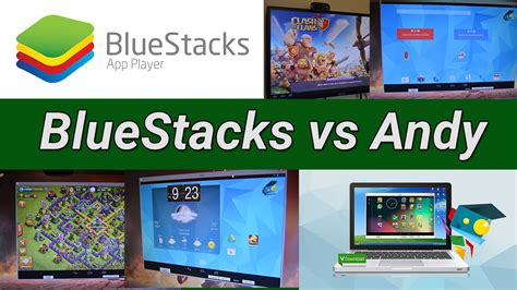BlueStacks vs Andy - The best Android emulator on PC - YouTube