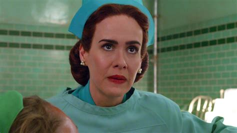 How Sarah Paulson made Nurse Ratched her own